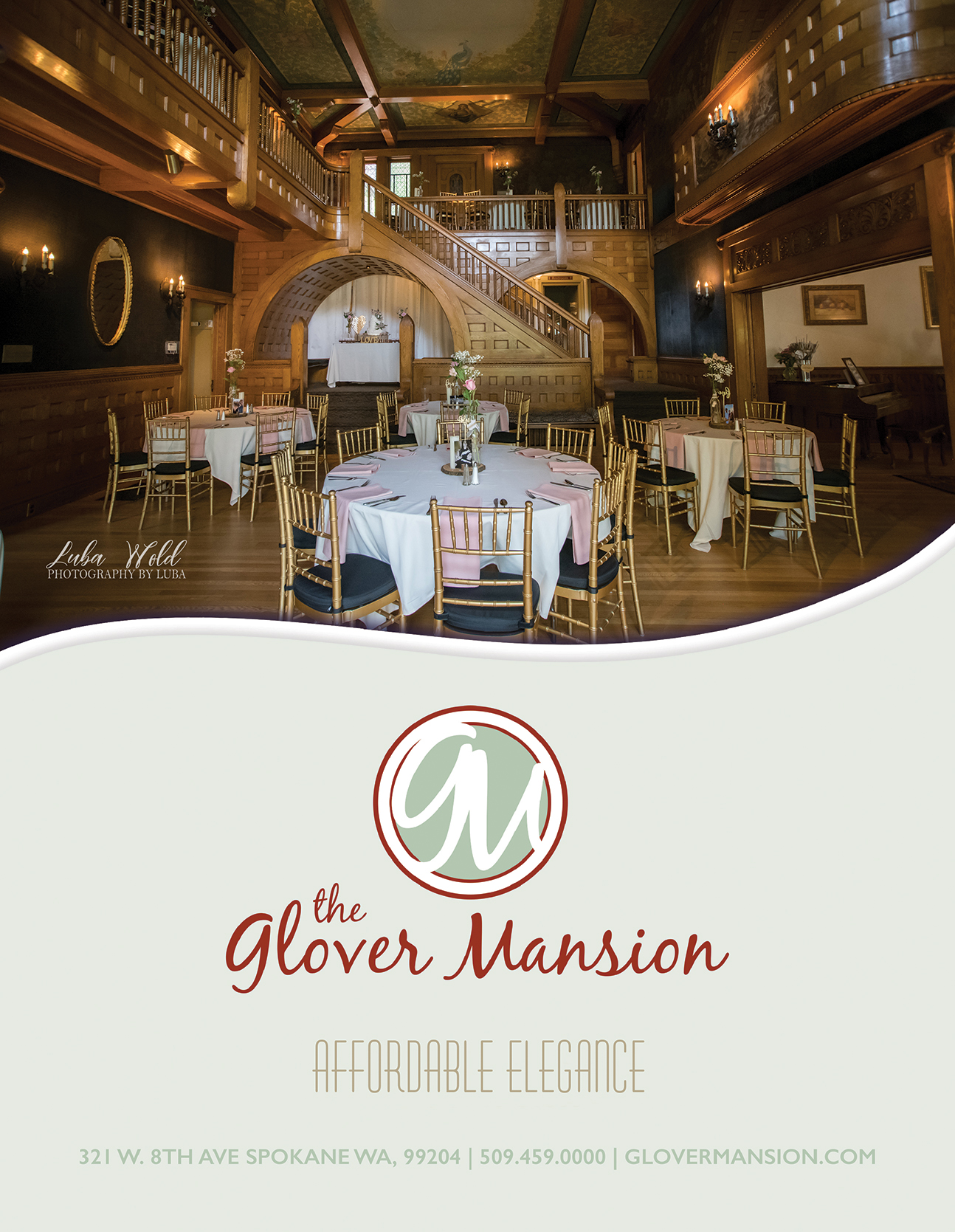 Glover Mansion WRG Ad 2019 WEB